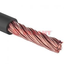 "Кабель силовой ""Power Cable"" 1х10мм², черный, 50м., d 7,5 мм. REXANT"