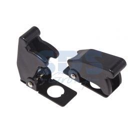 Черная защитная крышка для тумблеров ASW и KN (SAC-01)