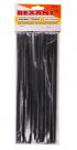 Клеевой стержень d=7 мм., L=195 мм., черный REXANT
