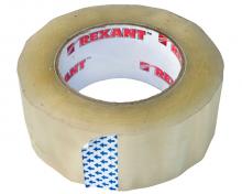 Скотч упаковочный 48мм x 150м., 50мкм, прозрачный REXANT