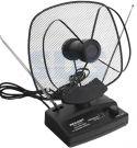 Комнатная антенна REXANT RX-102-3 UHF, VHF 47-860 MHz с усилением 36 дБ
