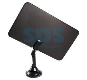 Комнатная антенна REXANT RX-9025 VHF, UHF 47-870MHz DVB-T2